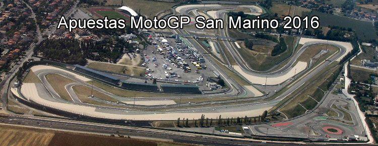 Apuestas MotoGP San Marino 2016