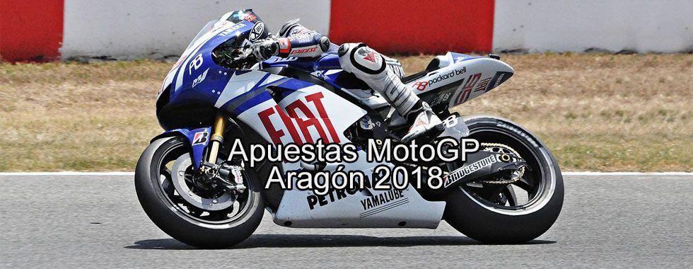 Apuestas MotoGP Aragón 2018
