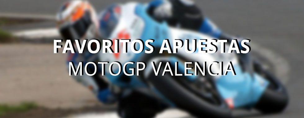 Apuestas MotoGP Valencia