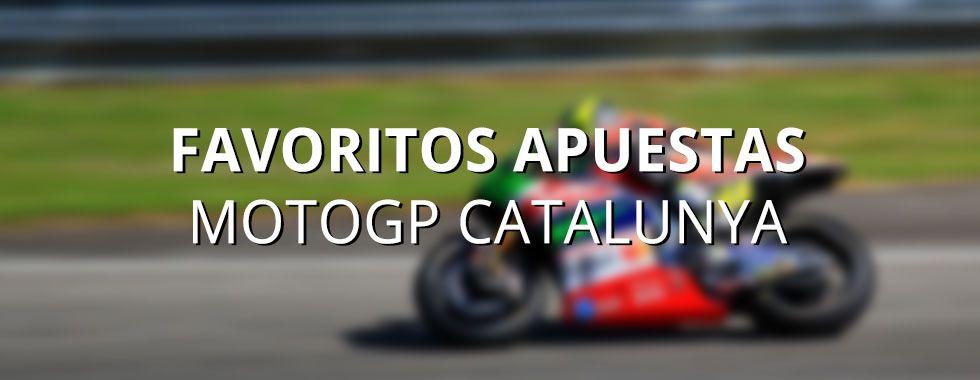 Favoritos apuestas MotoGP Cataluña