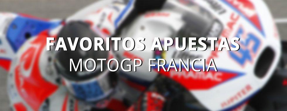 Apuestas MotoGP Francia