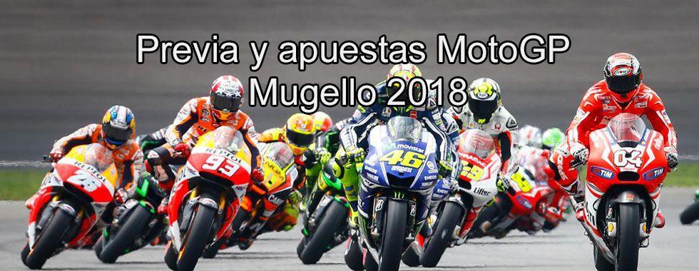 Previa y apuestas MotoGP Mugello 2018