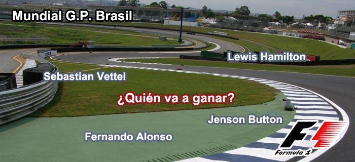 Mundial G.P. de Brasil - Autodromo Jose Carlos Pace