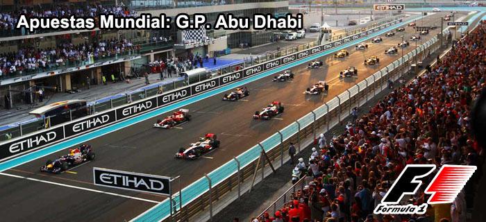 Apuestas Mundial: G.P. Abu Dhabi