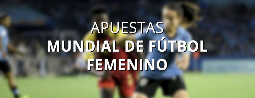 Apuestas Mundial de Fútbol Femenino