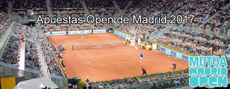 Apuestas Open de Madrid 2017