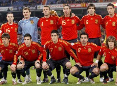 Copa Confederaciones: España ya piensa en junio