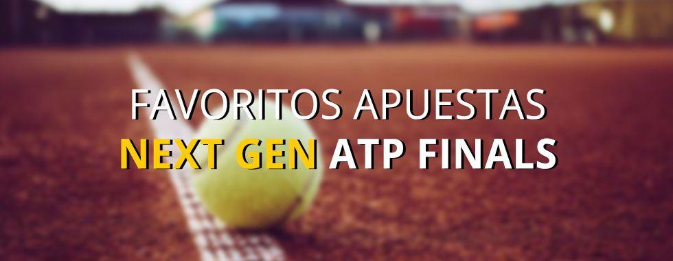 Apuestas Next Gen ATP Finals