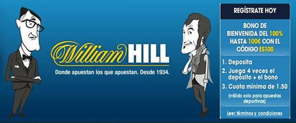 Como abrir una cuenta nueva en William Hill