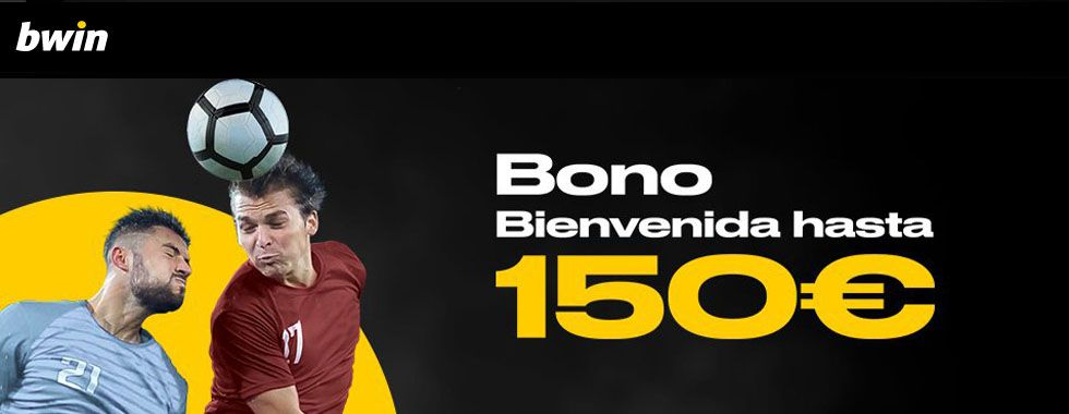 Bwin ofrece un nuevo bono de hasta 150 euros