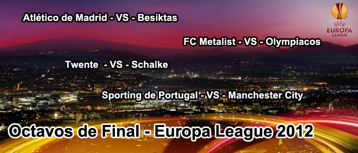 Octavos de Final Europa League