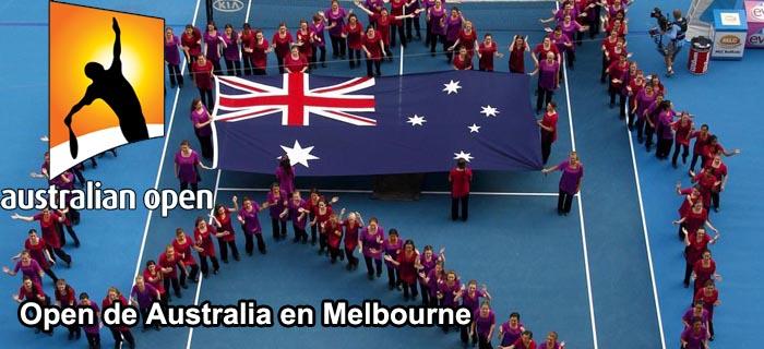 Open de Australia en Melbourne