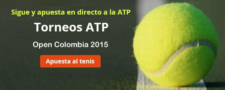 Los favoritos del Open Colombia 2015