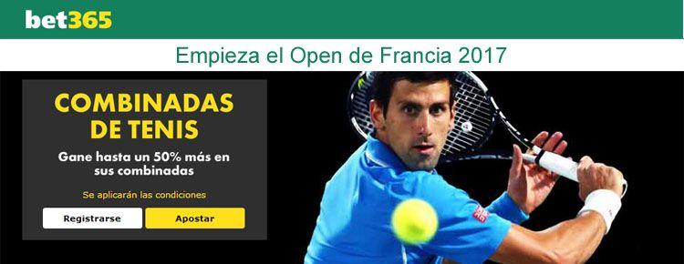 Empieza el Open de Francia 2017