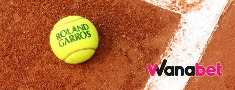 Apuesta con Wanabet por los favoritos del Open de Francia 2016