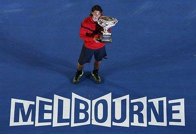 Open Australia 2010: Primer grand slam del año