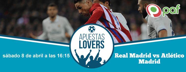Apuesta con Paf en el partido Real Madrid - Atlético