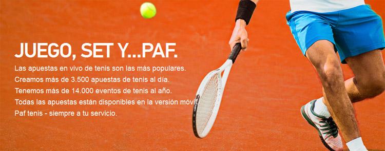 Consigue 20€ si apuestas en el Open de Francia 2015
