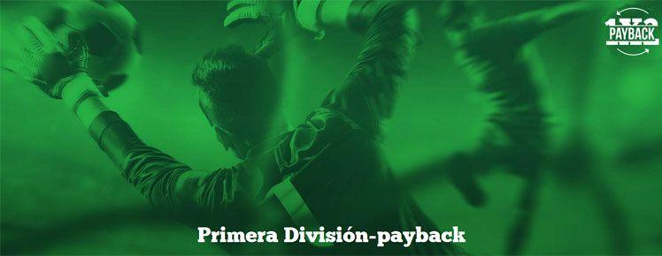 Apuesta en la Primera División de la Liga con Paf