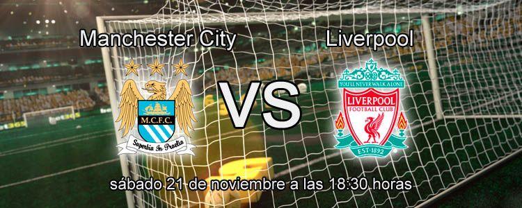 Consejos para apostar en el partido Manchester City - Liverpool