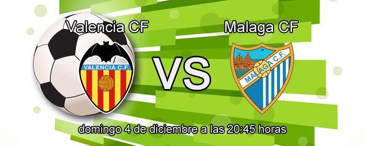 Consejos para apostar en el partido Valencia - Málaga