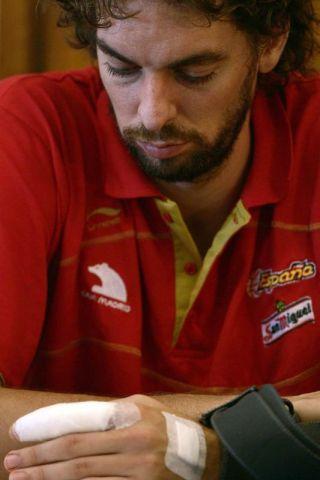 Apuestas Eurobasket: Alerta Pau