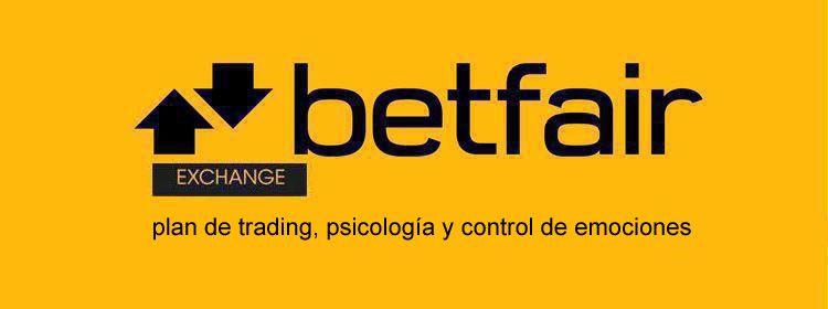 Trading deportivo: plan de trading, psicología y control de emociones