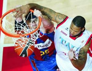 Playoffs ACB: TAU y Barcelona a lo suyo