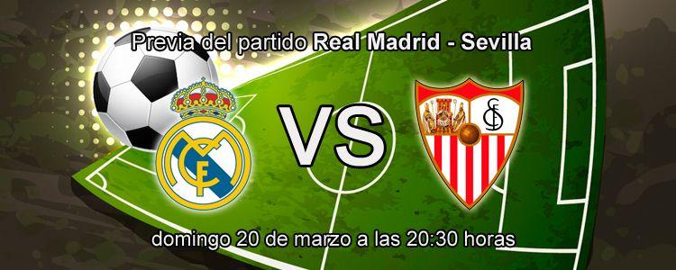 Marca Apuestas presenta la previa del partido Real Madrid - Sevilla