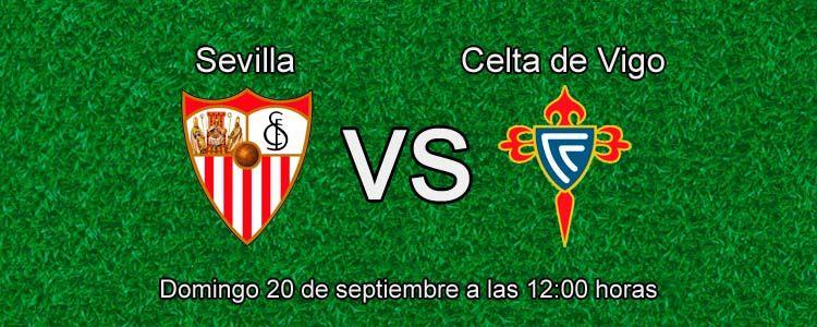 Previa del partido Sevilla contra Celta