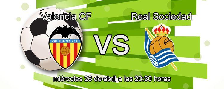 Apuesta con Luckia en el partido Valencia - Real Sociedad
