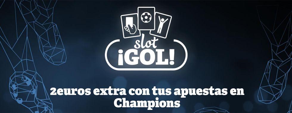 Apuesta en los partidos de Champions con Paf y llévate 2€ gratis