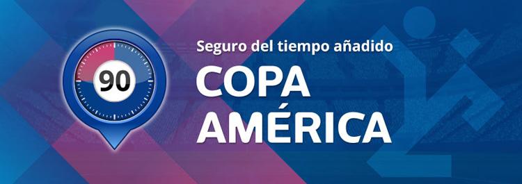 Apuesta con Luckia en los partidos de la Copa América 2015