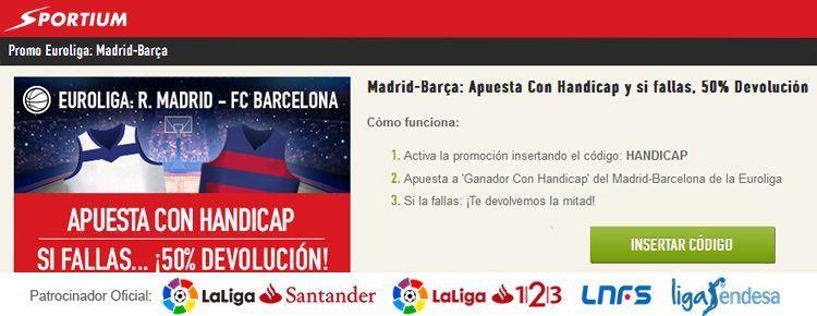 Real Madrid - FC Barcelona en la Euroliga de baloncesto