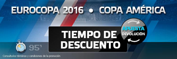 Apuesta con Suertia en los partidos de la Copa América 2016