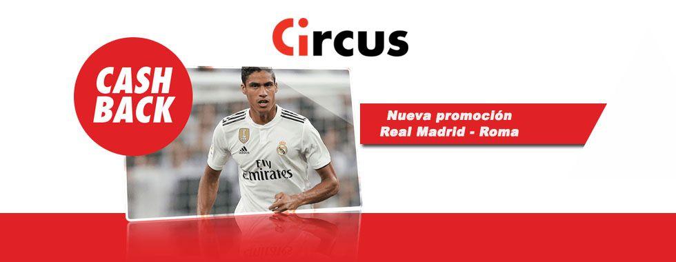 Nueva promoción para el Real Madrid - Roma