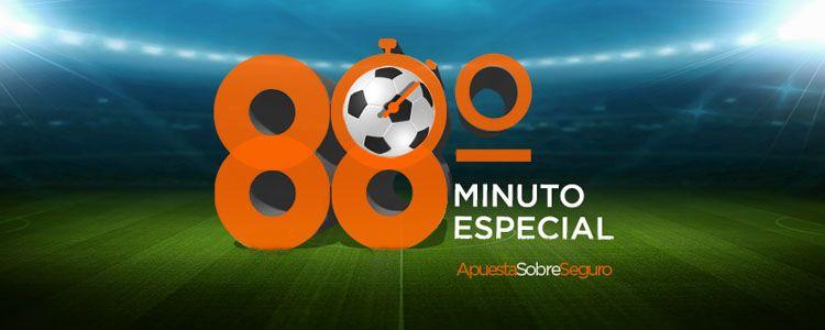 888sport te devuelve el dinero si pierdes en el minuto 88