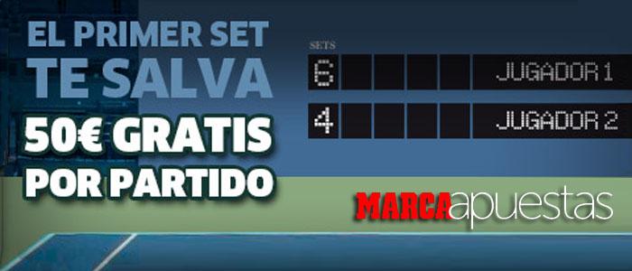 Nueva promoción de apuestas para el Masters de Madrid