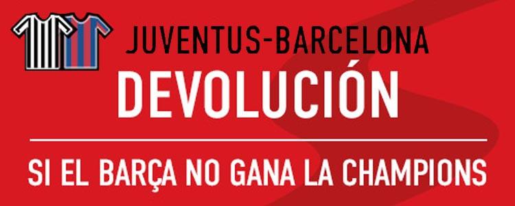 Apuestas final Champions League 2015:  Juventus - Barcelona