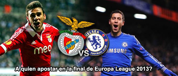 Apuestas final de Europa League 2013