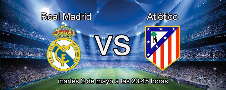 Apuesta sin riesgo en el partido Real Madrid - Atlético de Madrid