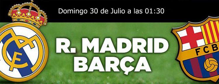 Previa del partido Real Madrid - FC Barcelona