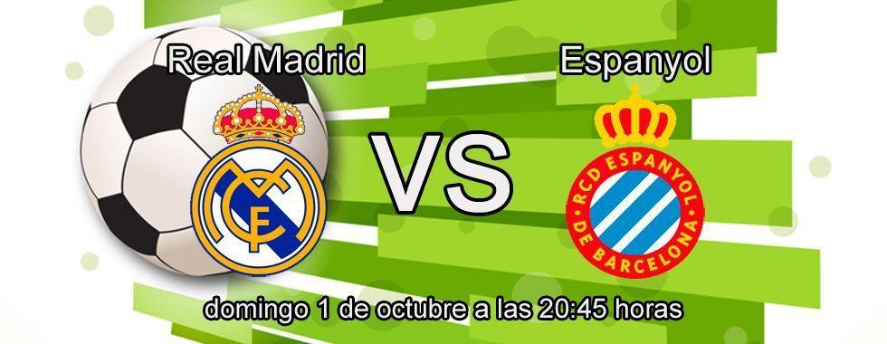 Previa y apuestas: Real Madrid - Espanyol