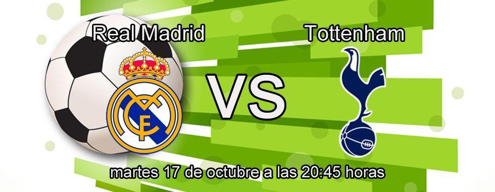 Previa y apuestas: Real Madrid - Tottenham