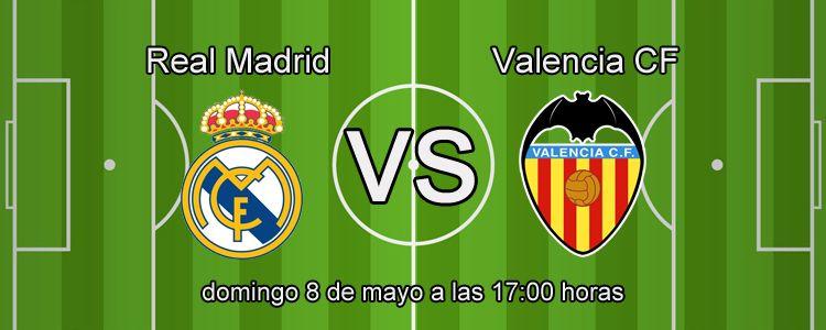 Haz tu apuesta segura con Paf en el partido Real Madrid - Valencia