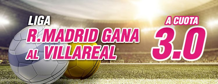 Consejos para apostar en el partido Real Madrid - Villarreal
