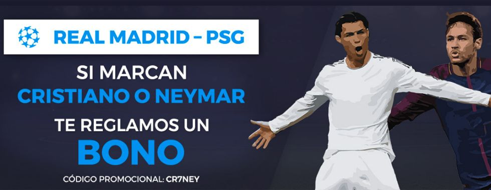 Promoción Champions League: Real Madrid - PSG