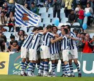 Apuestas Liga Adelante: Real Sociedad quiere volver
