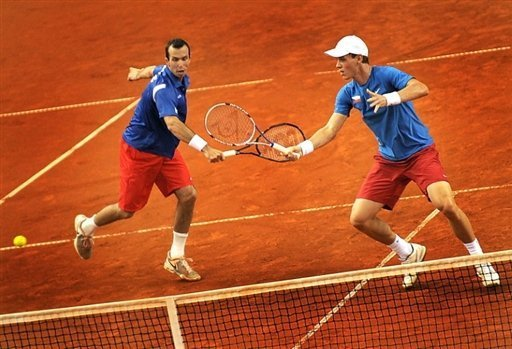 Apuestas Final Copa Davis 2009: Republica Checa