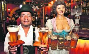 Apuestas Fútbol Alemán: Van Gaal te sigue hasta el bar